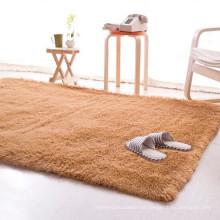 fashion shaggy pvc trim carpet for the living room