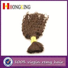 Remy 350 cheveux en vrac indien pour la beauté