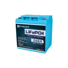12V24AH Replacement Li-Ion Battery Pack
