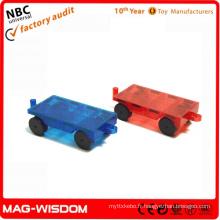 Blocs de construction magnétiques Paymags et Magna Tiles Quality Assured