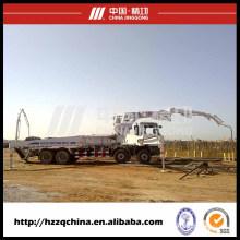 Pompe à béton construction Machinery pompe (HZZ5381THB) à vendre