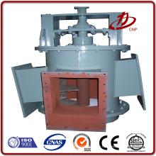 Se puede personalizar la válvula de descarga rotativa no estándar