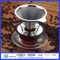Washable и многоразовый залить кофе воронка фильтр /кофе кемекс харио графины