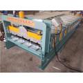 Máquina formadora de trapezoides para paneles de techo