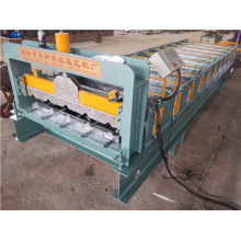 Building Material Metal Steel Sheet Roofing Sheet Roll Forming Machine
