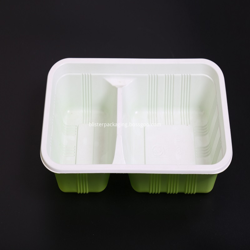 Biodegradable Plastic Plate