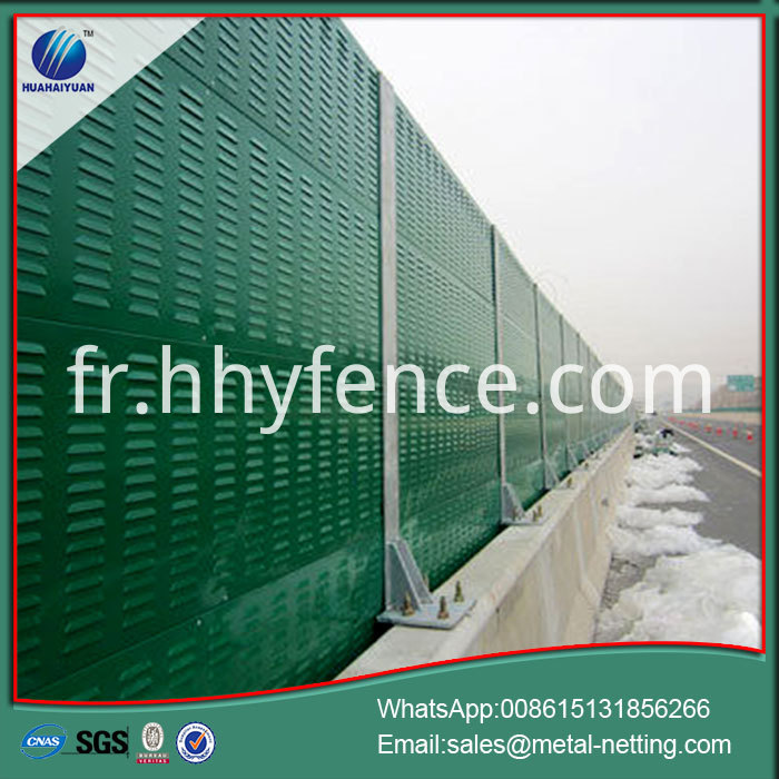 Sound Pc Barrier Wall