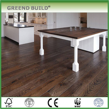 Oak wooden flooring Class B1 Fire resistant materials
