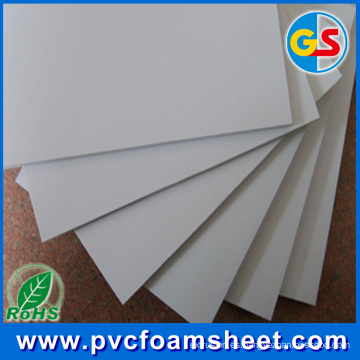Edificio de PVC Celuka Sheet Factory