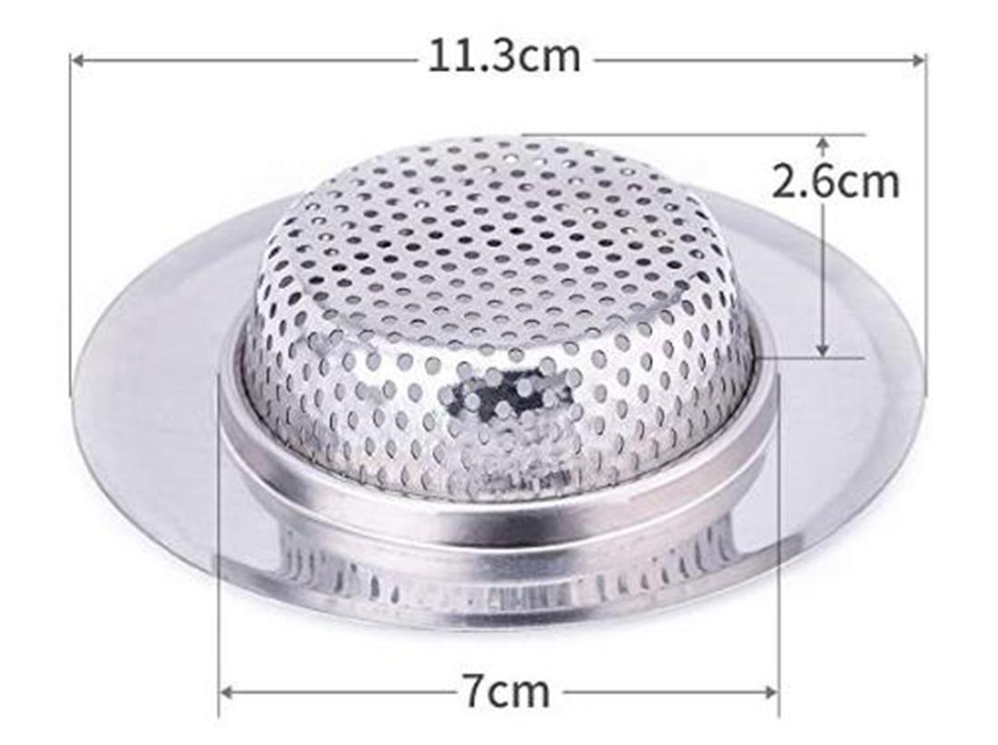 Stainless Steel Sink Drain Strainer Basket