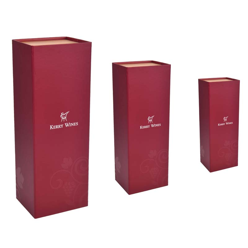 Wine Package Color Gift Box