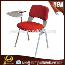 hot selling soft fabric training chair for school meetingroom supplied