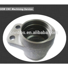 Carbon steel casting foundry,casting steel wheel hub in Ningbo