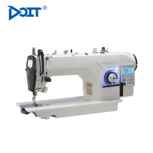 DT-9891-D4N Single needle lockstitch industrial sewing machine flat lock maquina de coser price