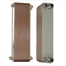 Fabrication d'échangeurs de chaleur à plaques brasées