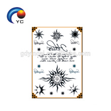 """You are special one that I want"" Tribe style arms tattoo Temporary Tattoo Sticker Sexy Body Art Supply"