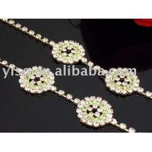 jewelry rhinestonel bra strap