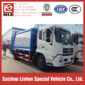 Compressible Garbage Truck Dongfeng