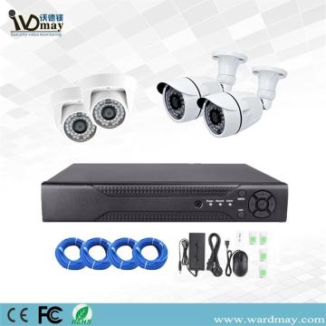 4CHS HD 2.0MP مجموعات POE NVR