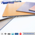 PVDF Coating Anodized Aluminum Composite Panel for Advertising Printing
