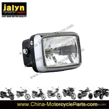 Luz de la cabeza de la motocicleta para Cg125