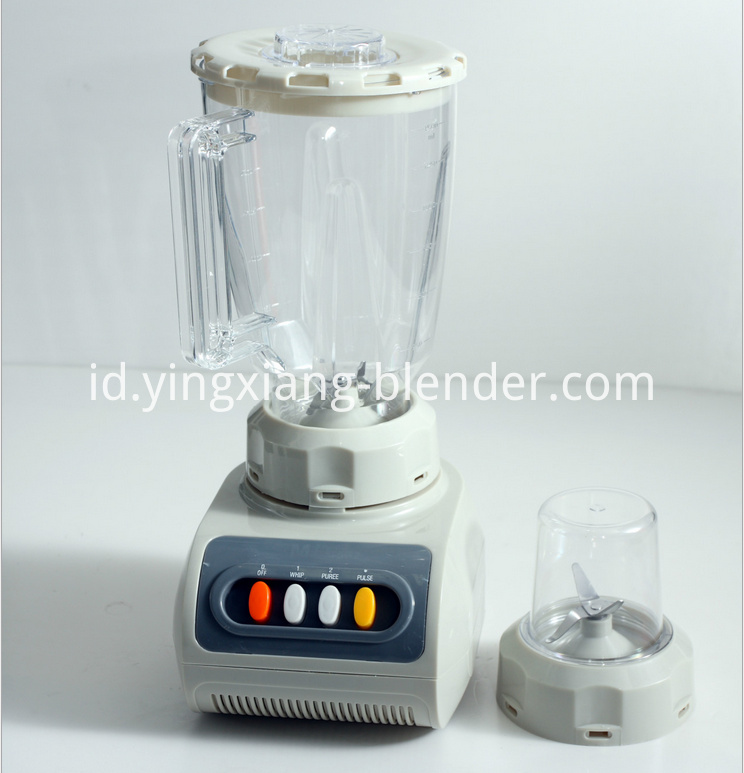 Glass Jar Smoothie Blender