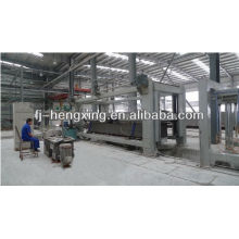 Light Weight Aerated Concrete Block Machine