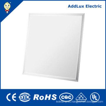 CE UL Ultra Thin Square 40W SMD Panel LED de luz