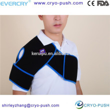 heated neck shoulder wrap