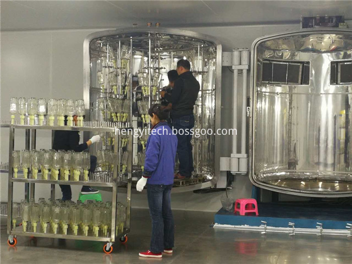glass coating machine