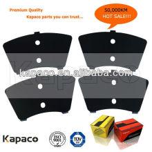 Kapaco Premium Anti-noise Shim D1295 pour Hyundai et KIA Frein