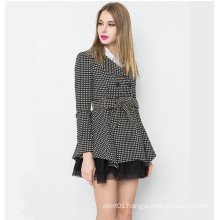 2016 New Arrvial Fashion Long Style Women Coat for Winter
