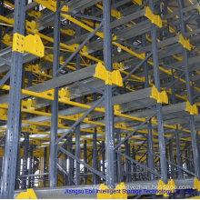 High Intensity Steel Storage Pallet Runner for Radio Shuttle Rack
