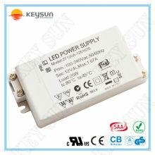 electronic led transformer 12v 20w, led driver 12v 20w, 20w driver 24v for led strip light