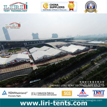 40m Large Exhibition Tent Used for Trade Fair Like Canton Fair Tent