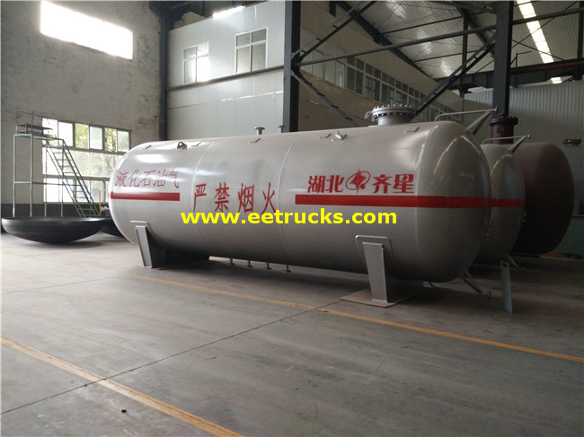Used Domestic LPG Tanks