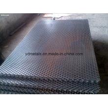 Metal expandido de aço inoxidável