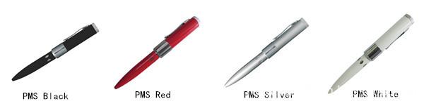 Multiple Colors Pen USB Memory Sick