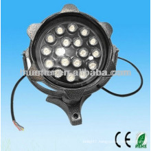 AC100-240V waterproof ip65 RGB 12w 18w led floodlight