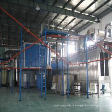 Equipamento de revestimento de linha de produção de tinta