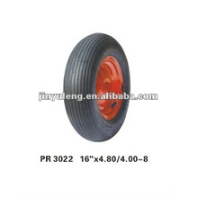 rubber wheel 16x4.80/4.00-8