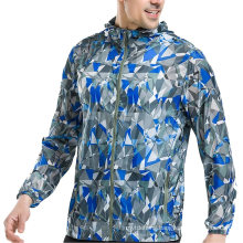 Anti UV Skin Coat Men Quick Dry Waterproof Jacket