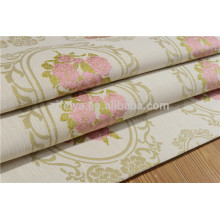 Papel pintado de la pared de la materia textil de Feitex Papel pintado inconsútil de la alta calidad del papel pintado del telar jacquar de la pared