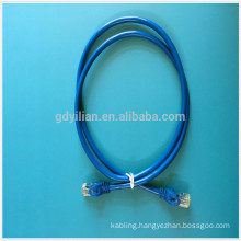 Patch cord cable Cat6e GREY UTP 1M 8*7*0.12 OFC USD710 for 5000PC