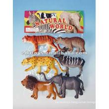 Plastic Wild Animal Toys