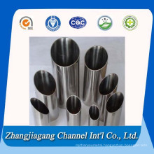 409L Stainless Steel Tubes for Car Exhaust Pipe