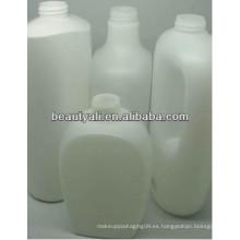 Botella cosmética del champú del PE