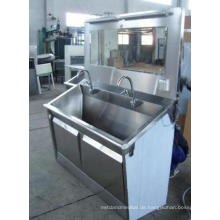 Edelstahl Medical Scrub Sink