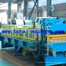 Bohai Glazed Tile Roll formando a máquina