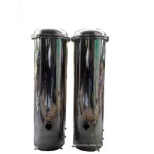 Carcasa de filtro multi-cartucho / acero inoxidable